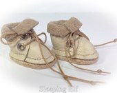 gorgeous butter CREAM  MIDDIE blythe boots