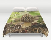 Customized Twin Morel Duvet Cover For Jennifer...