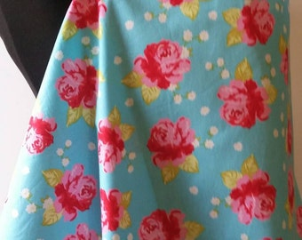Nursing Cover- Vintage Rose