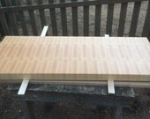 Rock / Sugar Maple Butcher Block