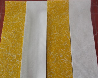 Jelly Roll 20 Fabric strips  2.5 x 44 inches