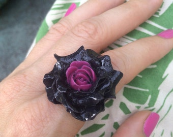 Emerge - Rose Ring