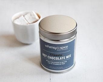 Classic Hot Chocolate Mix, Gourmet drinking chocolate