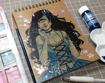 Loliclops - One of a Kind Notebook