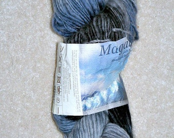 Destash Saturday: Aracaunia Magallanes color 317, Kettle-dyed Aran Weight Wool Yarn