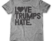 Love Trumps Hate (Men's / Unisex)