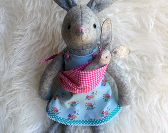Tuppence and Tilly PDF Sewing Pattern