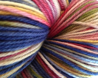 The Nightmare Before Christmas Inspired Sally Yarn 434 Worsted Weight