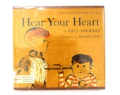 Hear Your Heart a Science Book for Kids 1968