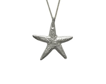 Starfish Necklace 3D