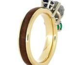 stlbndr custom ring adding stone and setting