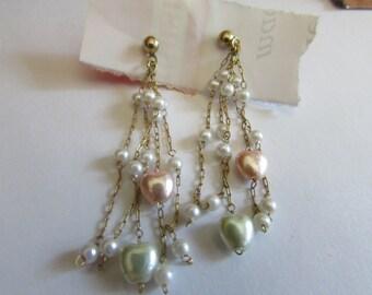 Pearl chain post