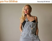 ON SALE 1950s Railroad Pay-day Overalls~Union Made~Size Extra Small to Medium
