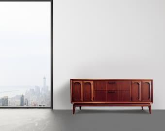 credenza, sideboard, china cabinet, server, dresser, Danish style, Mid Century Modern, furniture, modern furniture, vintage, free shipping
