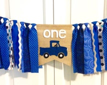 how to make high chair banner