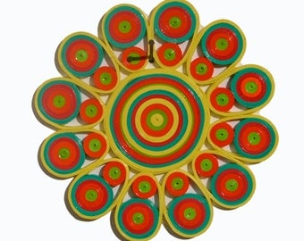Sunspot - Paper Art
