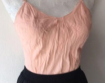 vintage nylon dress