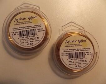 Artistic Wire  Brass