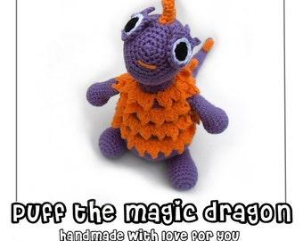 Handmade Puff the Magic Dragon