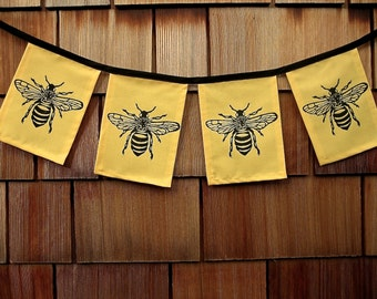 Honeybee Flags