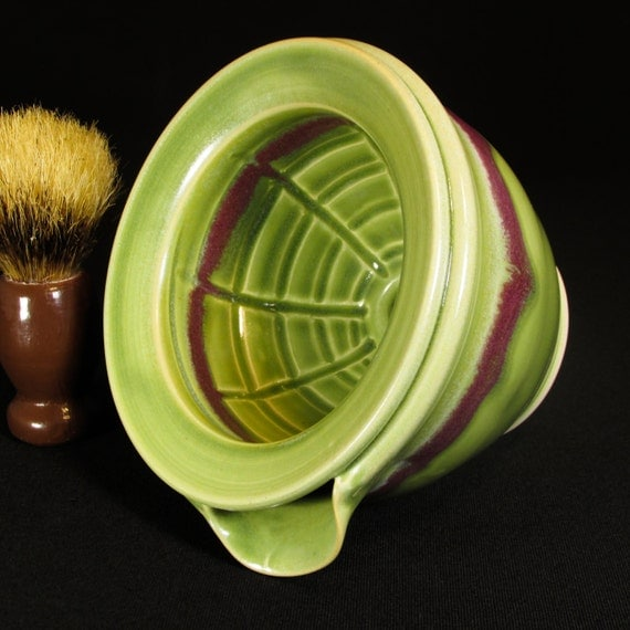 Travel Scuttle - Shaving Scuttle - Scuttle Warmer - Scuttle Bowl Shaving - Wetshave Scuttle - Shave Scuttle - Scuttle Shave - In Stock
