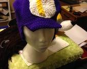 Custom Waluigi Hat