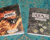 Mabel and Gerald pair of Zines