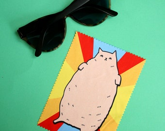 Microfibre Cloth - Big Cat Belly