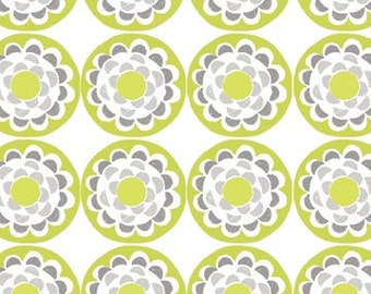 Impressions 1 & 1/2 Yard Remnant TY06 Chartreuse