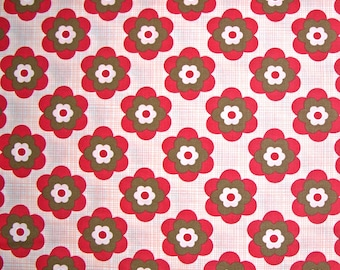 COUPON CODE SALE - Moda, Boho, Wild Child, Whisper, Urban Chicks, 100% Cotton Quilt Fabric, Quilting Fabric, Pink Floral