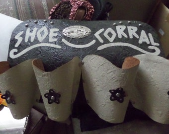 Vintage Childs Shoe Corral