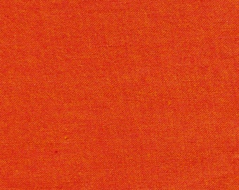 Pepper Cory - Peppered Cotton in Paprika Orange - Half Yard Shot Cotton Fabric