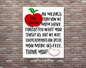 Valentines Gift For Teacher,Thank You Gift For Teacher,Appreciation Gift For Teacher,Classroom Gift,Personalized Teacher Appreciation Gift