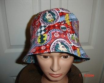 Super Girl Power Bucket Hat
