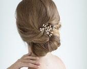 Bridal Hair Pins, Wedding Hair Pins, Swarovski Hair Pins, Pearl Hair Pins