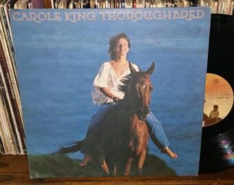 Carole King Thoroughbred Vintage Vinyl Record