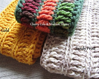 Infinity Scarf, Made to Order, Custom
