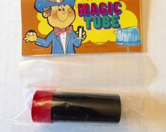 1970s Tinkeetoys Magic Tube Unopened