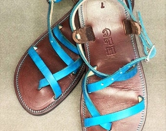 Genie - Wanderer Collection - Leather Sandal