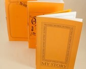 3 Blank Storybooks for Writing and Illustrating Your Very Own Adventures