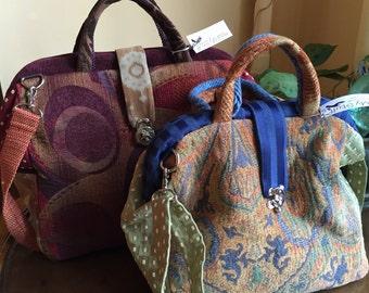"Custom Carpet/Knitting/Project Bag or Purse 12"" Frame"