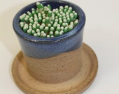 Ceramic Match Striker Fireplace accessories candle lighter Purple/Blue In Stock Ready to Ship