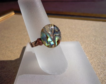 """Shop """"abalone shell"""" in Rings"""