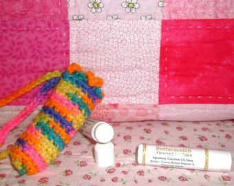 Butterscotch Lip Balm and Cuticle Softener