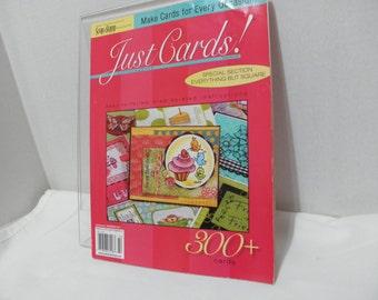 Just Cards Magazine - Volume 22 Summer 2011