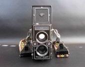Vintage Rollei Magic I - Franke & Heidecke 6X6 TLR Camera