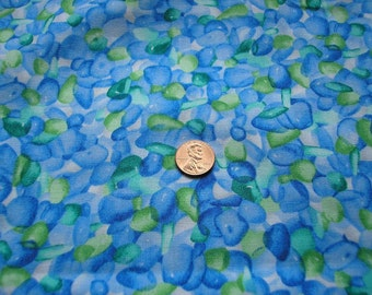 """35""""  piece of   Seaglass Fabric         END OF BOLT   Sale      Discontinued"""