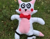MANGLE Five Nights at Freddy's Plush parody-  IN STOCK