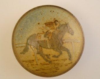 Gem Jar - Racehorse & Jockey