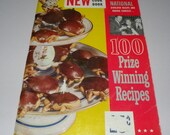 1953 Pillsburys 100 Prize Winning Recipes